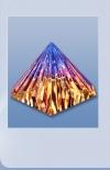 Regenbogen Pyramide