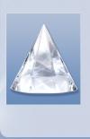 8 - Eck Pyramide